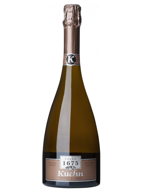 Crémant d'Alsace Brut Cuvée 1675
