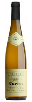 Pinot Gris terroirs calcaires